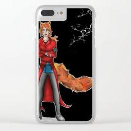Aegeus Clear iPhone Case