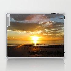 sunset over Broome Laptop & iPad Skin