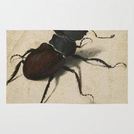 Albrecht Durer - Stag Beetle Rug