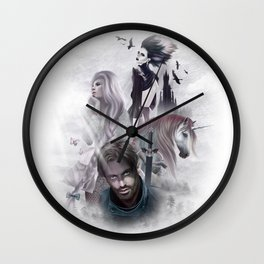 LEYEND Wall Clock