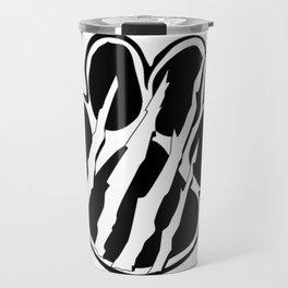 Panda Monium Paw Travel Mug