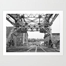 Mystic Connecticut Photography Art Print