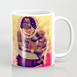 Uwar jarumi Coffee Mug