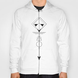Optical Illusions Hoody
