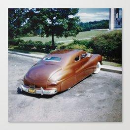 Jack Stewart '41 Coupe Wall Canvas Print