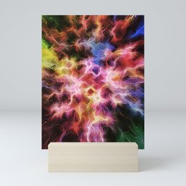 Colorful Energy Mini Art Print