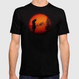 My Love Japan / Samurai warrior T-shirt
