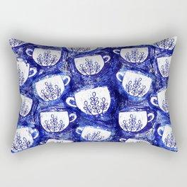 Mug art collection part 2 Rectangular Pillow