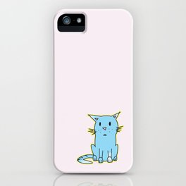 Miao Cat iPhone Case