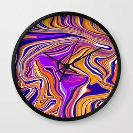 countercurrents Wall Clock