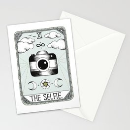 The Selfie Stationery Cards