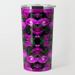 AWESOME AMETHYST PURPLE BOUGAINVILLEA VINES Travel Mug