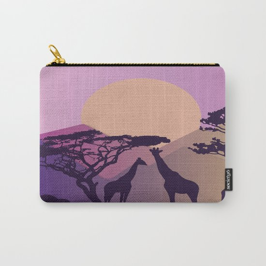 My Nature Collection No. 3 Carry-All Pouch
