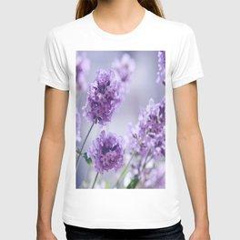 lavender Purple T-shirt