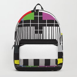 Without Watching TV Backpack
