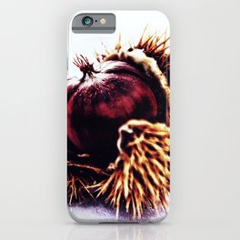 Prickly Little Bitch iPhone Case