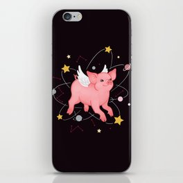 Piggy Year iPhone Skin