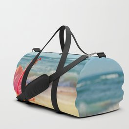 peace love and aloha Duffle Bag
