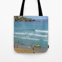 Surfs Up, Bondi Tote Bag