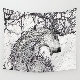 Old Growth Wall Tapestry