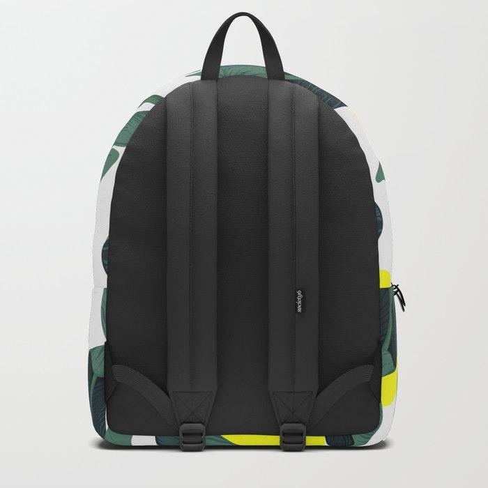 Tropical '17 - Fresh [Banana Leaves] Backpack