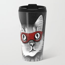 Mr. Meowgi Travel Mug