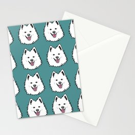 American Eskimo Stationery Cards