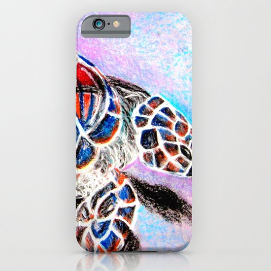 fire shell. iPhone & iPod Case
