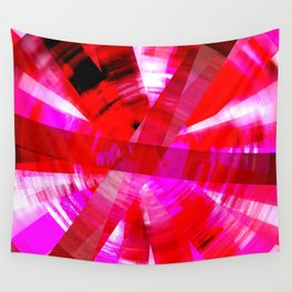 Pink Addict Wall Tapestry