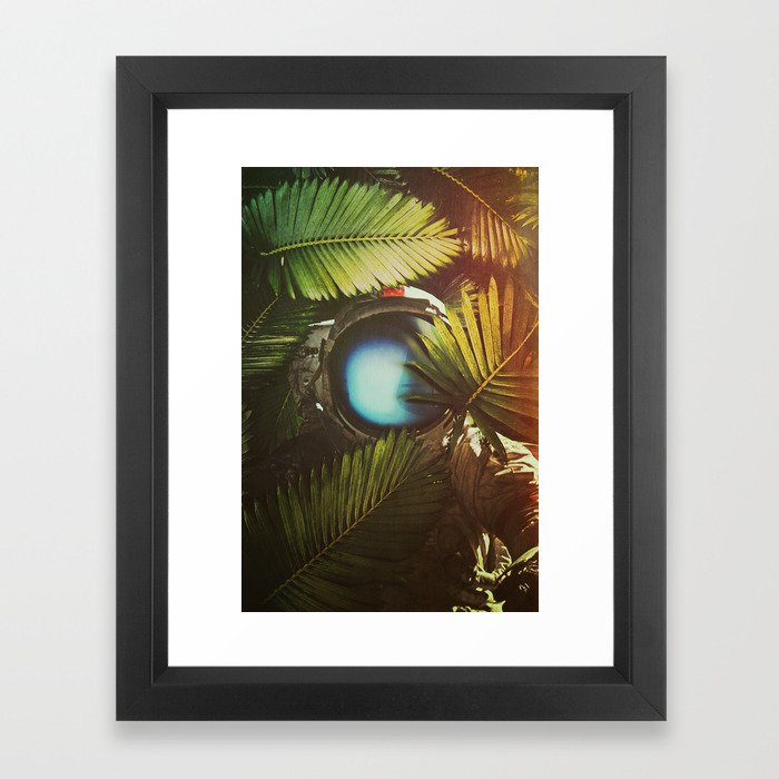 At Nature Framed Art Print