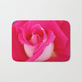 Rose Two-Tone Bath Mat