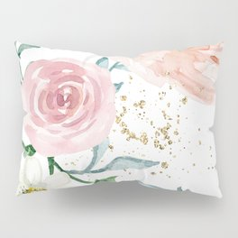 Rose Arrangement No. 1 Pillow Sham