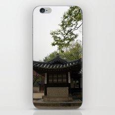 secret garden 7 iPhone & iPod Skin