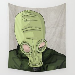 Dead Man's Shoes Wall Tapestry