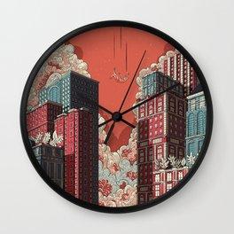 Dream - Free Fall Wall Clock