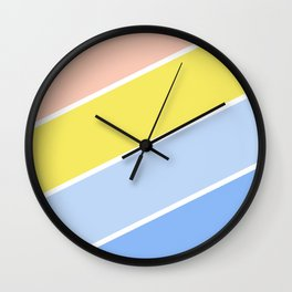 Bright - Lille France Wall Clock
