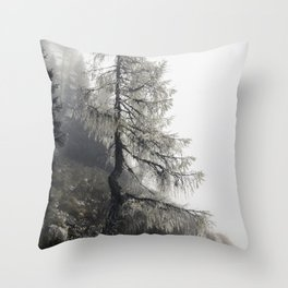 Mystic Forest in Slovenia 02 Throw Pillow