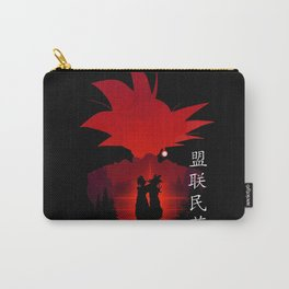 black goku Carry-All Pouch