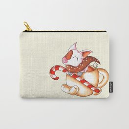 Cozy Cocoa Carry-All Pouch