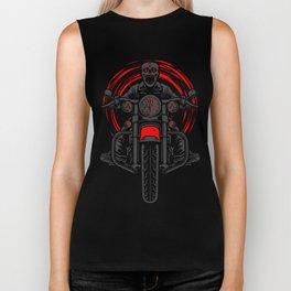 Night Rider Biker Tank