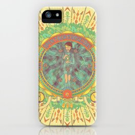 Open Your Conscious.  iPhone Case