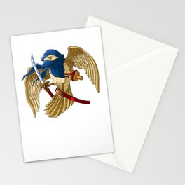 Ninja Manga Lovers Anime Ninjutsu Stationery Cards