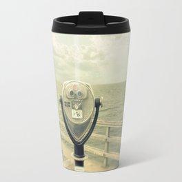 Out to sea Travel Mug