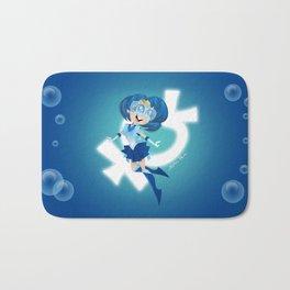 Sailor Mercury Bath Mat