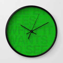 The Eye See's What It Wants To See Wall Clock