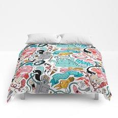 More, More, More Comforters
