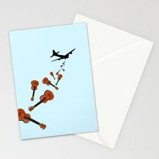 Uke Em Stationery Cards
