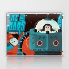 Life on mars Laptop & iPad Skin