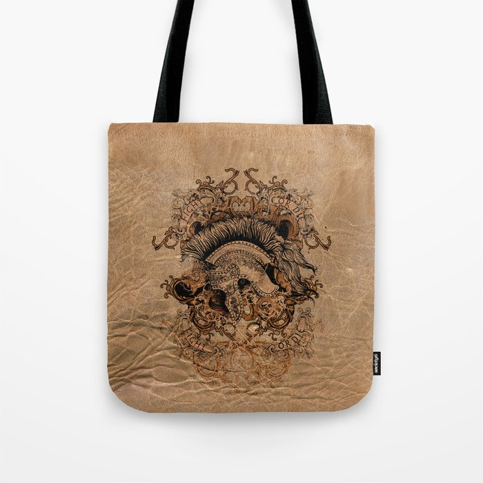 Gladiator Fight or Die Tote Bag