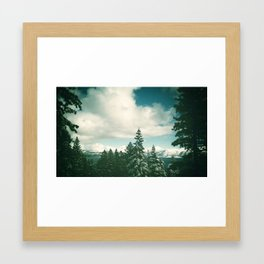 Tahoe Framed Art Print